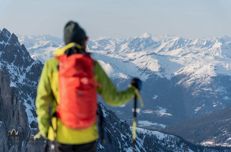 Skitour - scialpinismo - Alpinschule Drei Zinnen Dolomiten 2021 (8)