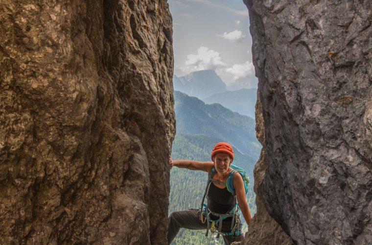 Alpin Klettern Dolomiten Dolomiti Dolomites - Alpinschule Drei Zinnen 2020 (16)
