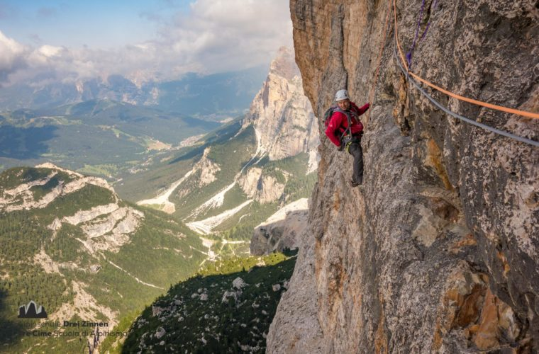 Alpin Klettern Dolomiten Dolomiti Dolomites - Alpinschule Drei Zinnen 2020 (18)