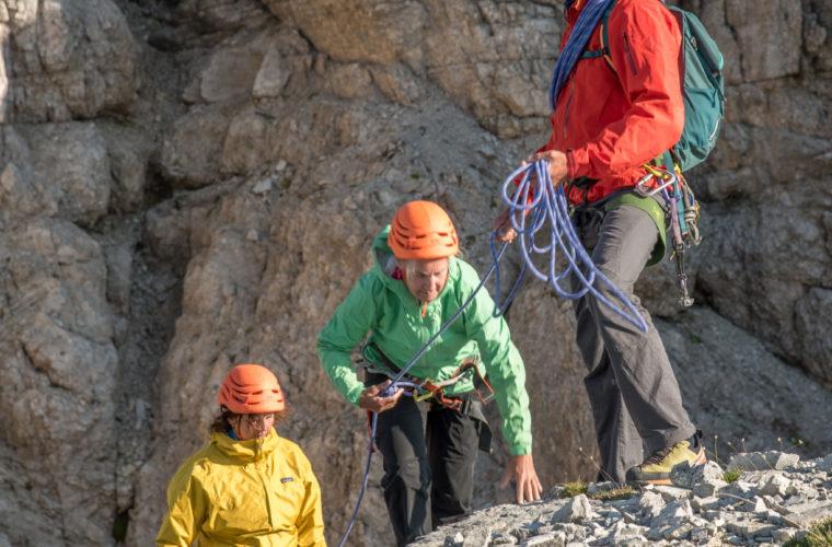 Alpin Klettern Dolomiten Dolomiti Dolomites - Alpinschule Drei Zinnen 2020 (3)