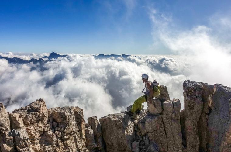 Alpin Klettern Dolomiten Dolomiti Dolomites - Alpinschule Drei Zinnen 2020 (5)