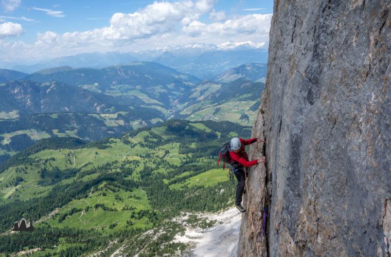 Alpin Klettern Dolomiten Dolomiti Dolomites - Alpinschule Drei Zinnen 2020 (8)