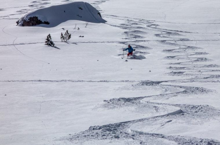 Skitour - sci d'alpinismo Dolomites 2020 - Alpinschule Drei Zinnen (2)