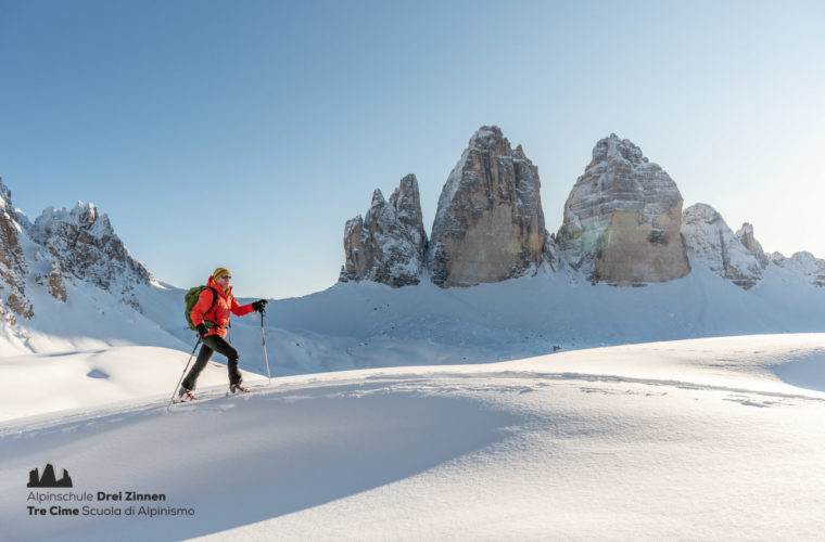 Skitour Drei Zinnen - Tre Cime 2020 - Alpinschule Drei Zinnen (1)