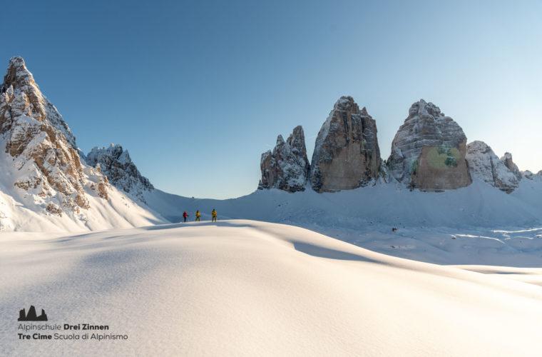 Skitour Drei Zinnen - Tre Cime 2020 - Alpinschule Drei Zinnen (3)