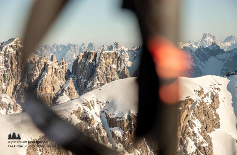 Skitour Drei Zinnen - Tre Cime 2020 - Alpinschule Drei Zinnen (4)