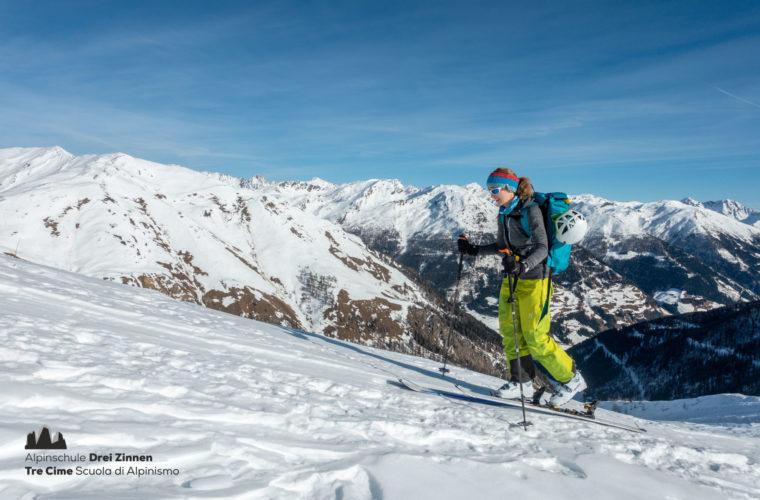 Skitour Villgraten sci alpinismo 2020 - Alpinschule Drei Zinnen (2)