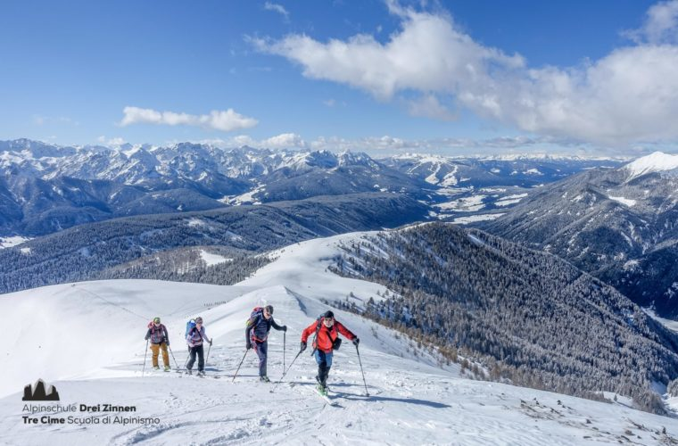 Skitour Villgraten sci alpinismo 2020 - Alpinschule Drei Zinnen (3)