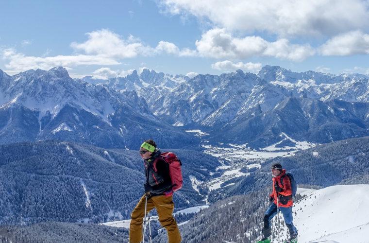 Skitour Villgraten sci alpinismo 2020 - Alpinschule Drei Zinnen (4)