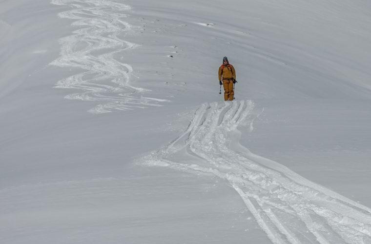 Skitour Villgraten sci alpinismo 2020 - Alpinschule Drei Zinnen (5)