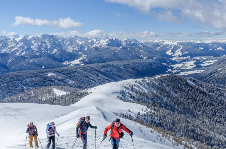 Skitour Villgraten sci alpinismo 2020 - Alpinschule Drei Zinnen (6)