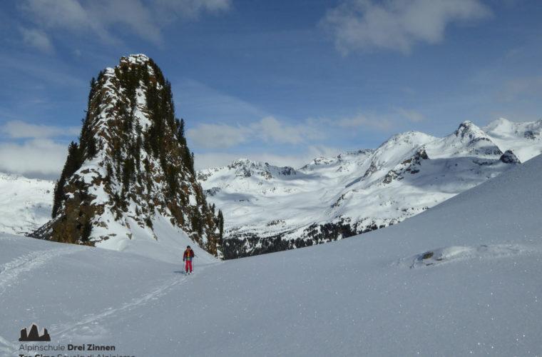 Skitour Südtirol - Alto Adige sci alpinismo 2020 - Alpinschule Drei Zinnen (1)