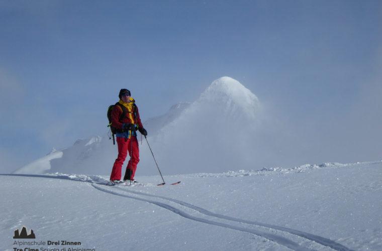 Skitour Südtirol - Alto Adige sci alpinismo 2020 - Alpinschule Drei Zinnen (2)