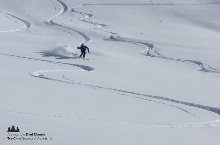 Skitour Südtirol - Alto Adige sci alpinismo 2020 - Alpinschule Drei Zinnen (3)