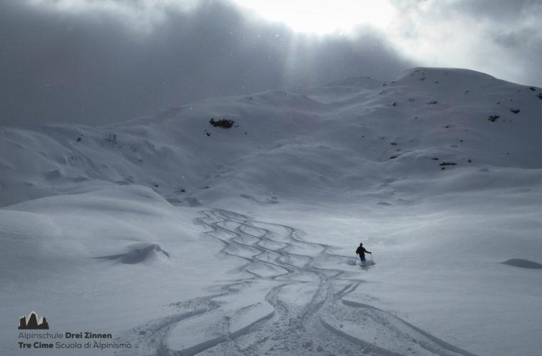 Skitour Südtirol - Alto Adige sci alpinismo 2020 - Alpinschule Drei Zinnen (4)