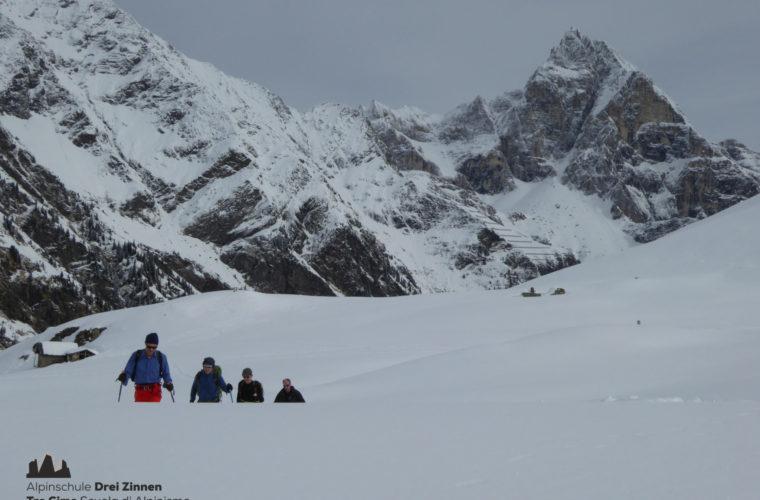 Skitour Südtirol - Alto Adige sci alpinismo 2020 - Alpinschule Drei Zinnen (5)