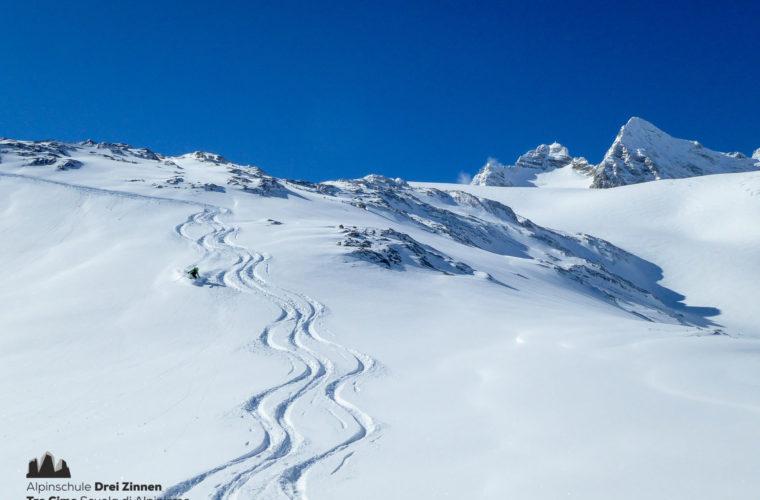 Skitour Südtirol - Alto Adige sci alpinismo 2020 - Alpinschule Drei Zinnen (6)