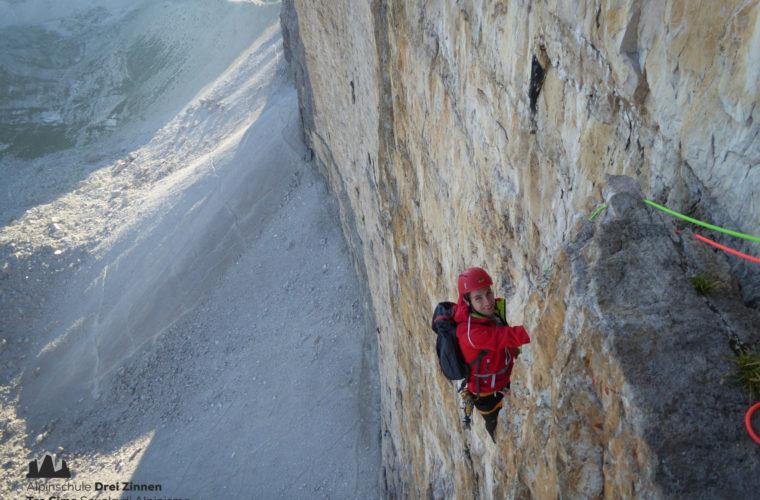 Drei Zinnen - Tre Cime di Lavaredo extrem - Alpinschule Drei Zinnen 2020 (1)