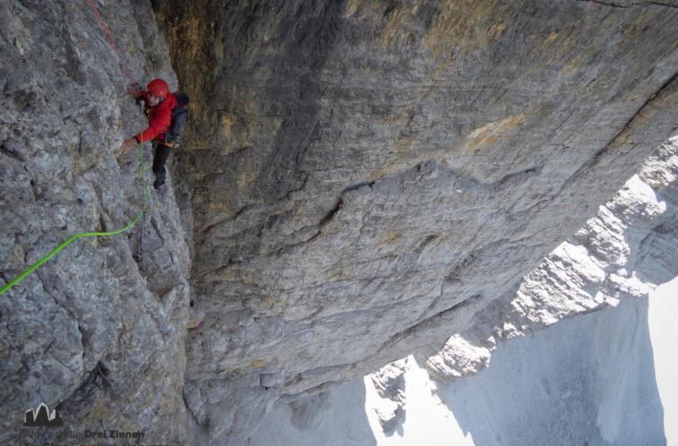 Drei Zinnen - Tre Cime di Lavaredo extrem - Alpinschule Drei Zinnen 2020 (2)