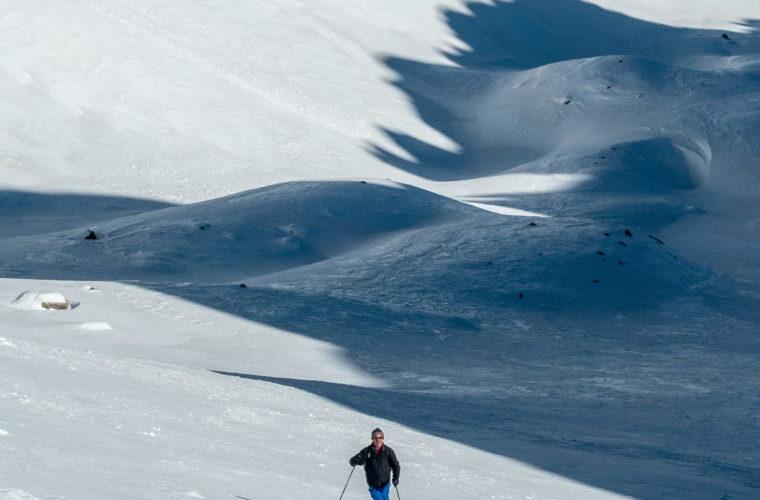 Skitour Val Maira Sci alpinismo - Alpinschule Drei Zinnen (4)