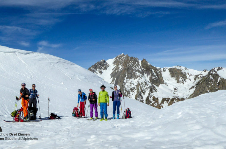 Val Maira Skitour sci alpinismo Tre Cime (1)