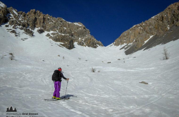 Val Maira Skitour sci alpinismo Tre Cime (2)