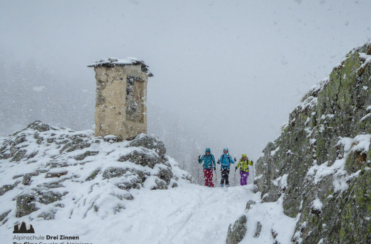 Val Maira Skitour sci alpinismo Tre Cime (8)
