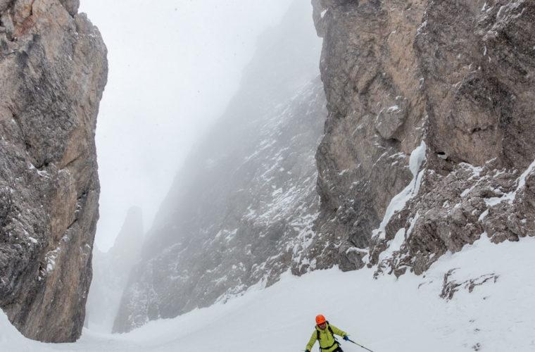 Alpinschule Drei Zinnen - Scharten und Gipfel extrem (3)