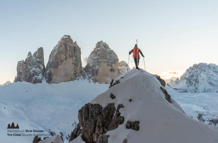 Skitour extrem 2020 - Alpinschule Drei Zinnen (2)