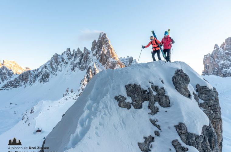 Skitour extrem 2020 - Alpinschule Drei Zinnen (3)