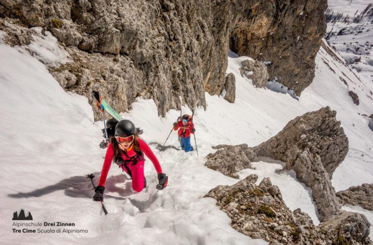 Skitour extrem 2020 - Alpinschule Drei Zinnen (9)