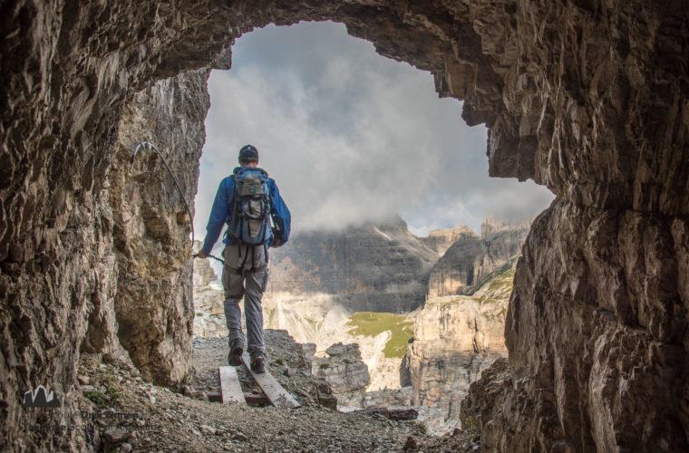 Klettersteig Zwölfer - Ferrata Croda dei Toni - Severino Casara - Alpinschule Drei Zinnen 2020 (1)