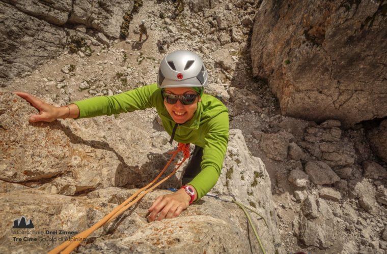 Klettern Cinque Torri arrampicare (1)