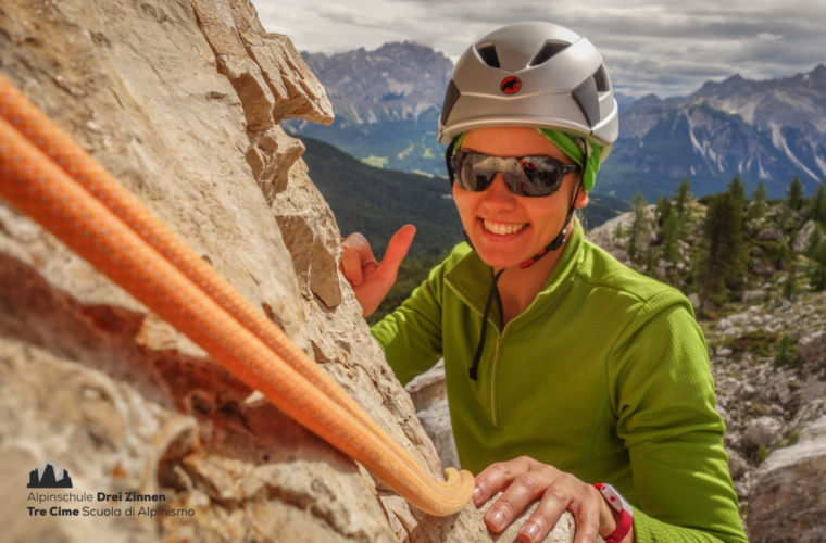 Klettern Cinque Torri arrampicare (2)