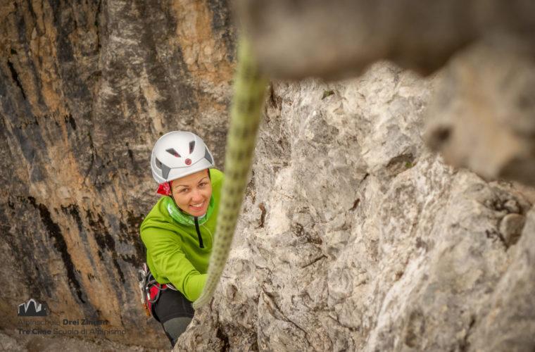 Klettern Cinque Torri arrampicare (4)
