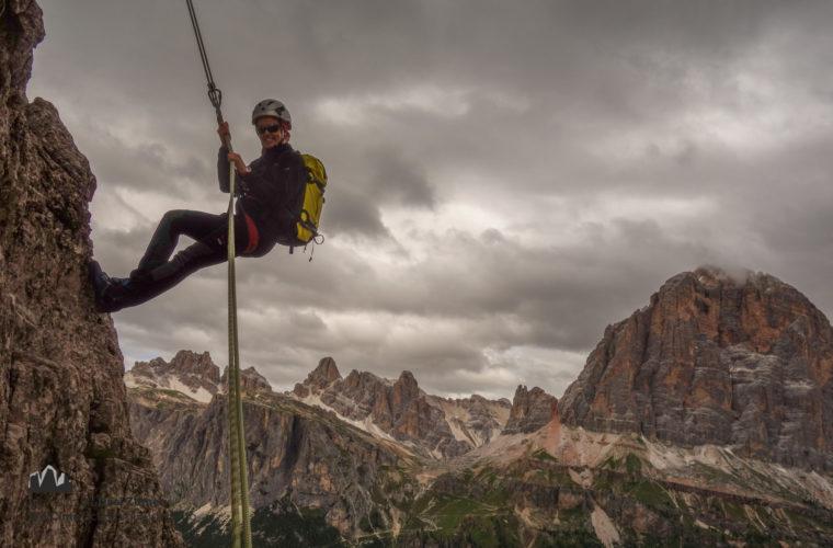 Klettern Cinque Torri arrampicare (6)