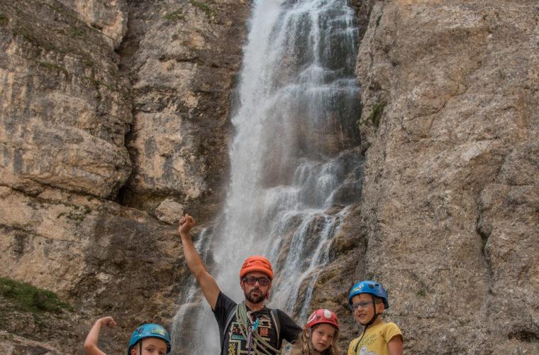 Klettersteig Fanesschlucht - Via Ferrata Gola di Fanes (23)
