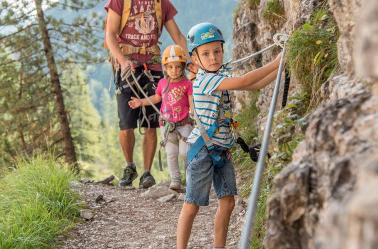 Klettersteig Fanesschlucht - Via Ferrata Gola di Fanes (7)