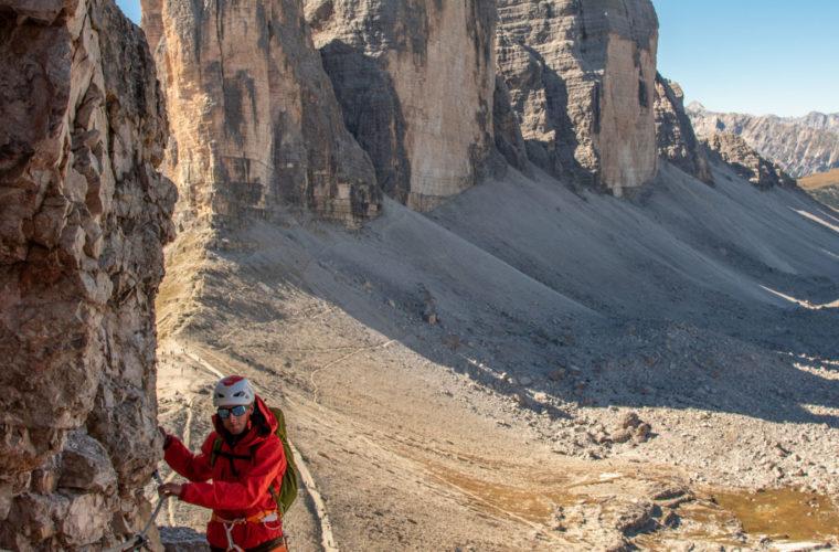 Klettersteig Paternkofel - via ferrata Monte Paterno (3)