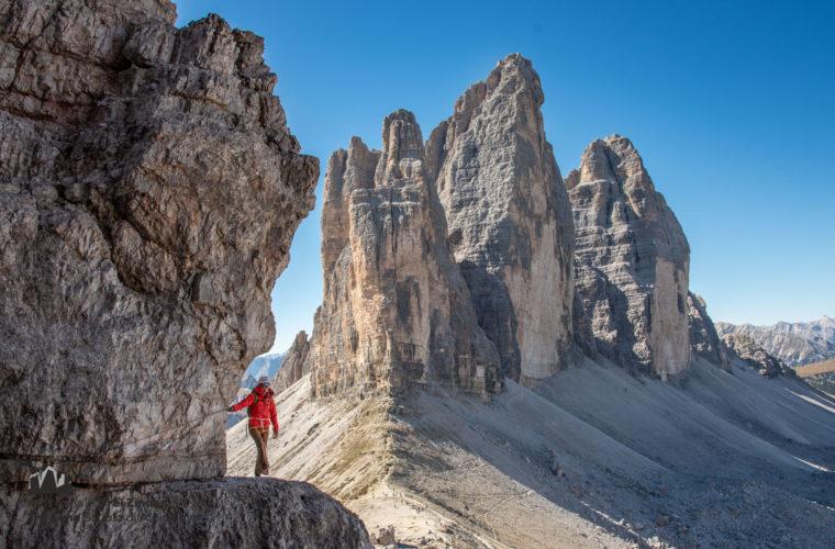Klettersteig Paternkofel - via ferrata Monte Paterno (4)