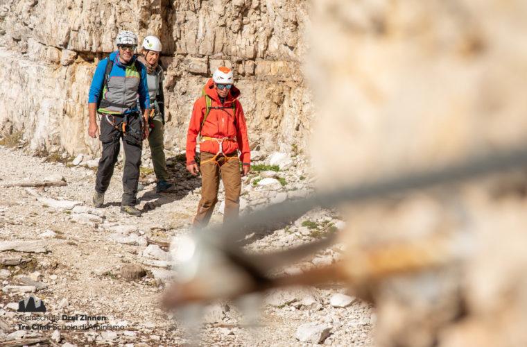 Klettersteig Paternkofel - via ferrata Monte Paterno (6)