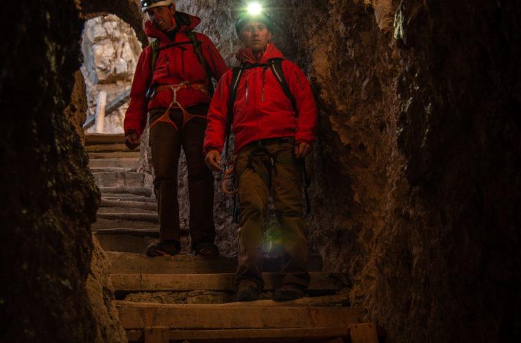 Klettersteig Paternkofel - via ferrata Monte Paterno (8)