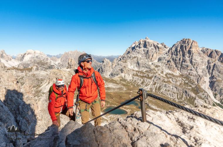 Klettersteig Paternkofel - via ferrata Monte Paterno (9)