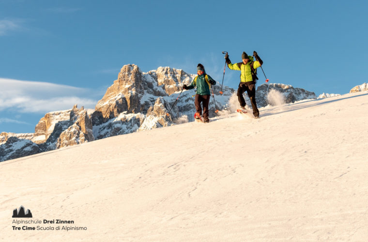 Schneeschuh Touren - ciaspolate 2020 - Alpinschule Drei Zinnen (23)