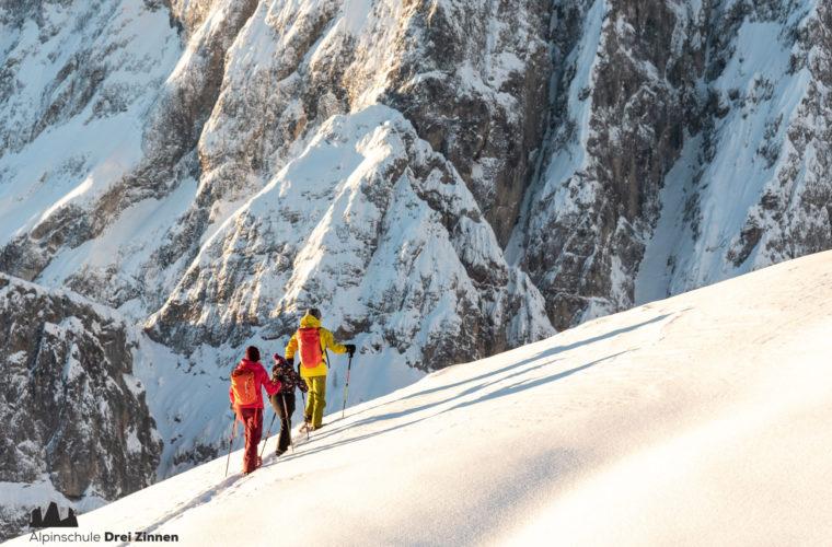 Schneeschuh Touren - ciaspolate 2020 - Alpinschule Drei Zinnen (31)