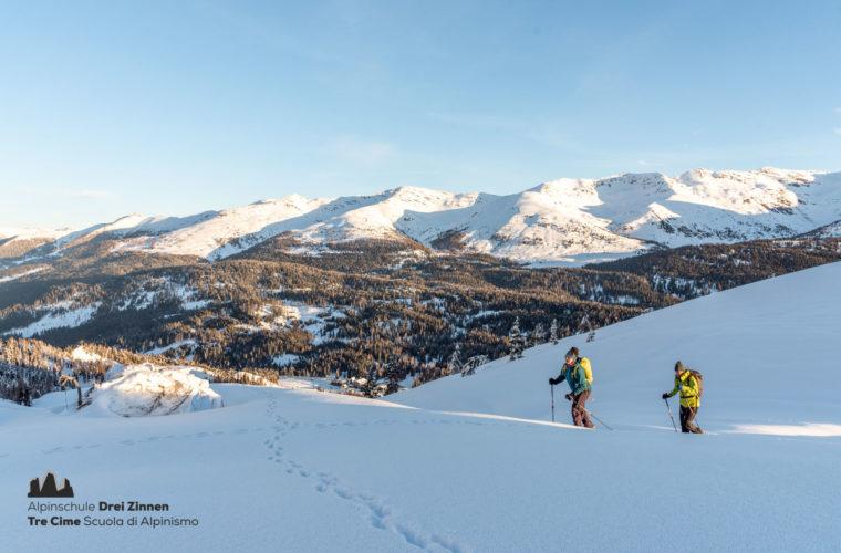 Schneeschuh Touren - ciaspolate 2020 - Alpinschule Drei Zinnen (39)