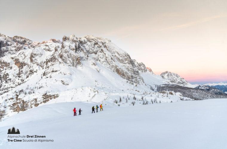 Schneeschuh Touren - ciaspolate 2020 - Alpinschule Drei Zinnen (4)
