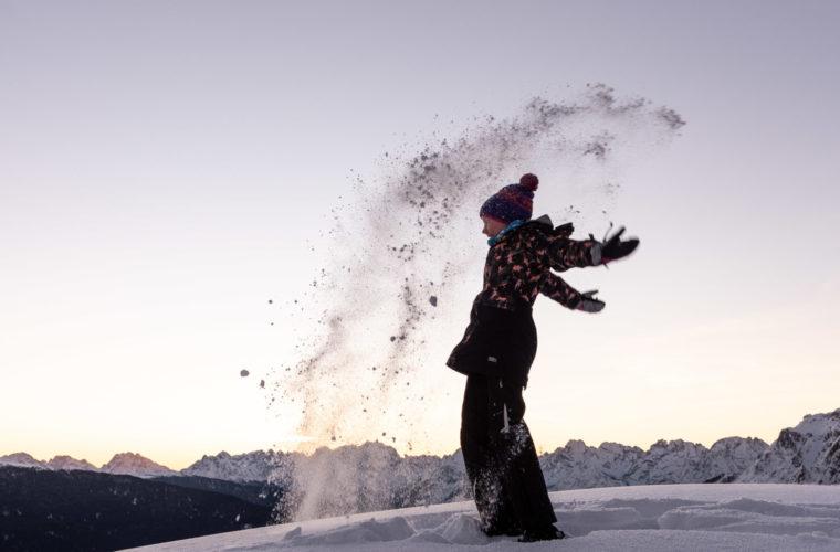 Schneeschuh Touren - ciaspolate 2020 - Alpinschule Drei Zinnen (9)