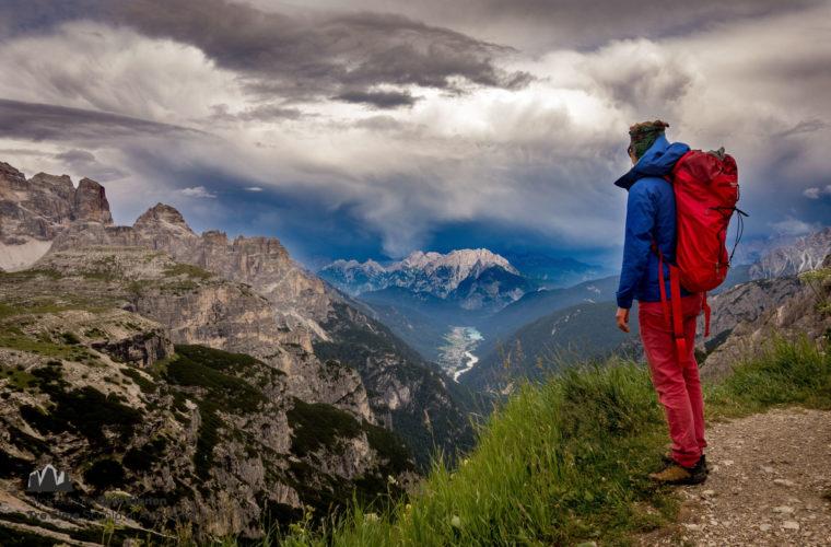 Wander - camminate - hiking Alpinschule Drei Zinnen (1)