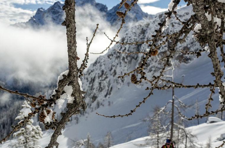 Skitour easy leicht facile sci alpinismo 2020 - Alpinschule Drei Zinnen (3)